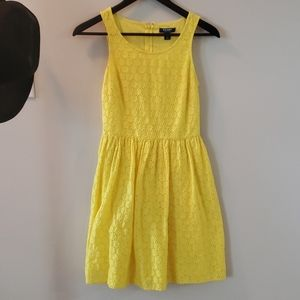 💙 5 for $16-Sunshine yellow sundress
